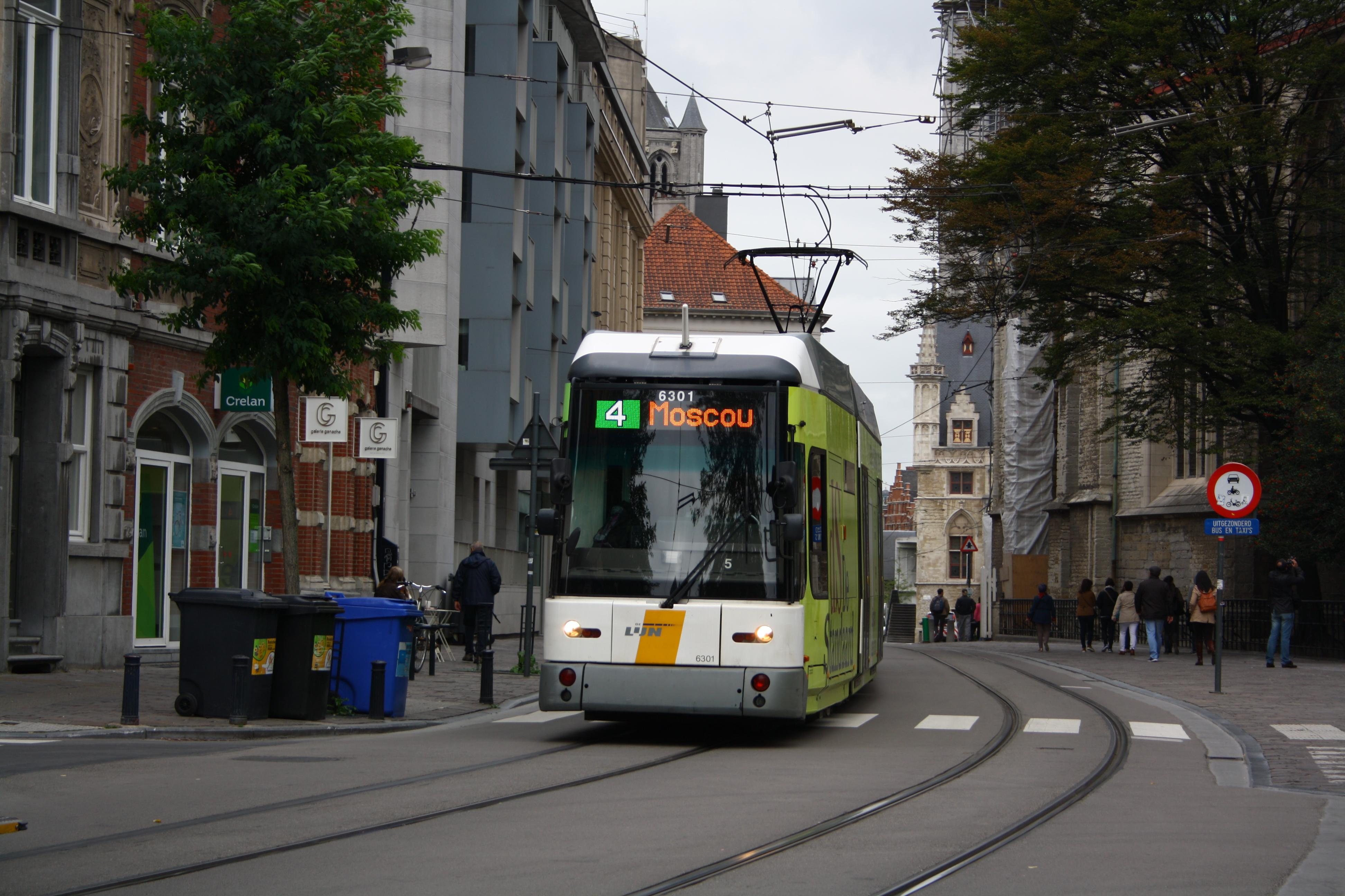 Gent Tram