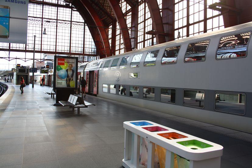Belgium Train