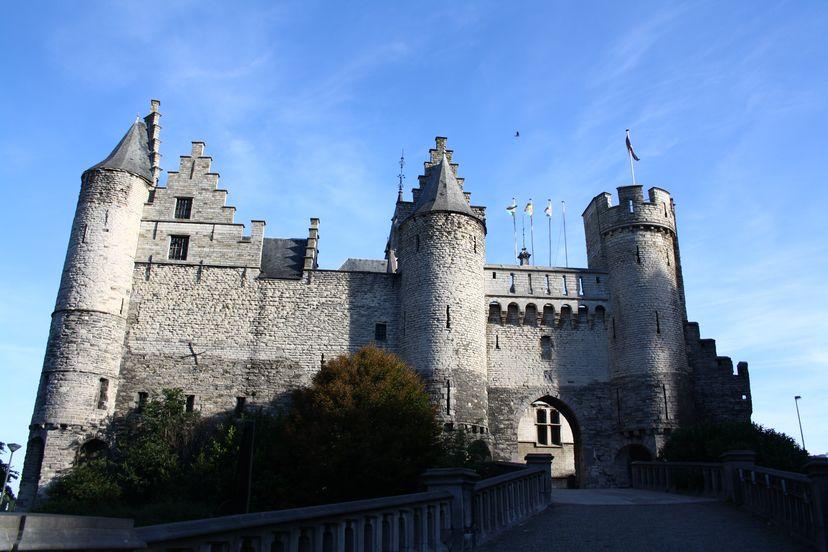 castle Sten Antwerpen