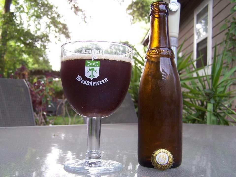 пиво Westvleteren 12