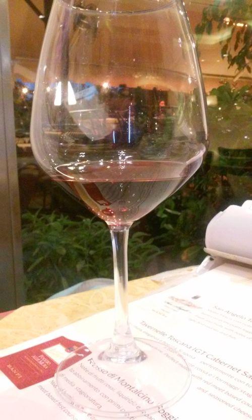 вино Tavernelle Cabernet Sauvigon Banfi