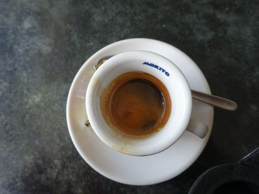 эспрессо в Милане