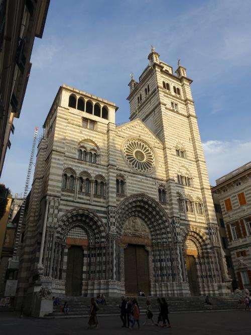 собор Cattedrale di San Lorenzo