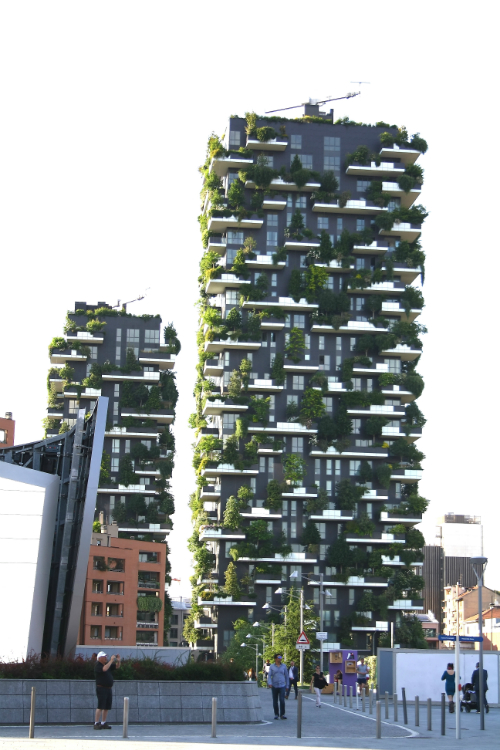 элитное жилье Милан