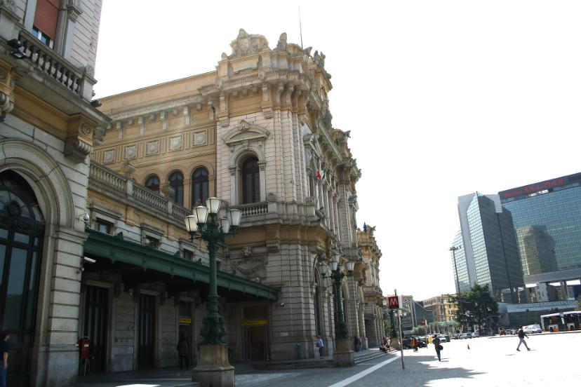 Генуя вокзал