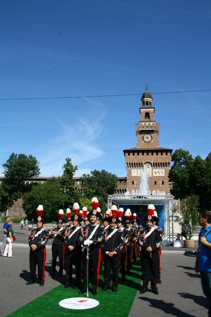 парад Милан