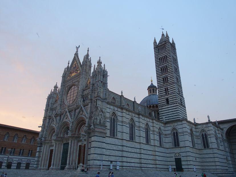 собор Сиены