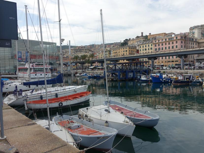 лодки Генуя