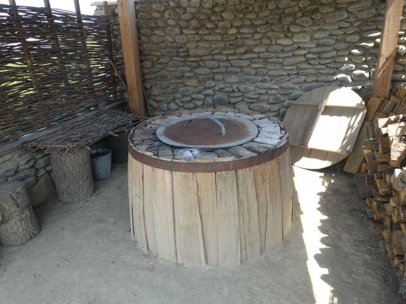 печка для лавашей