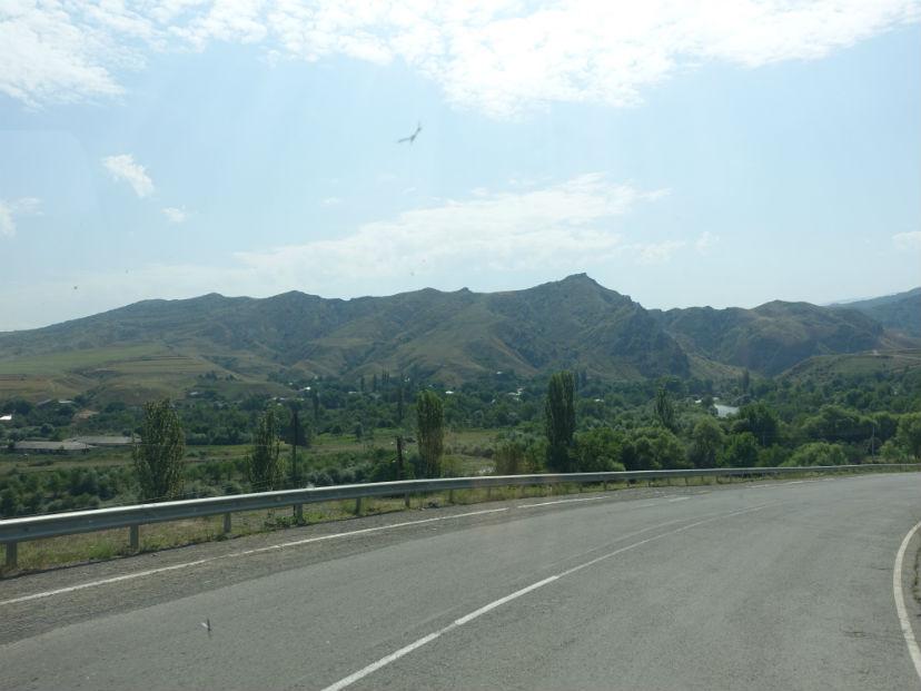 Джавахетский хребет