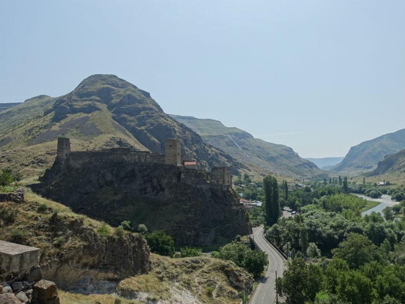 Крепость Хертвисе