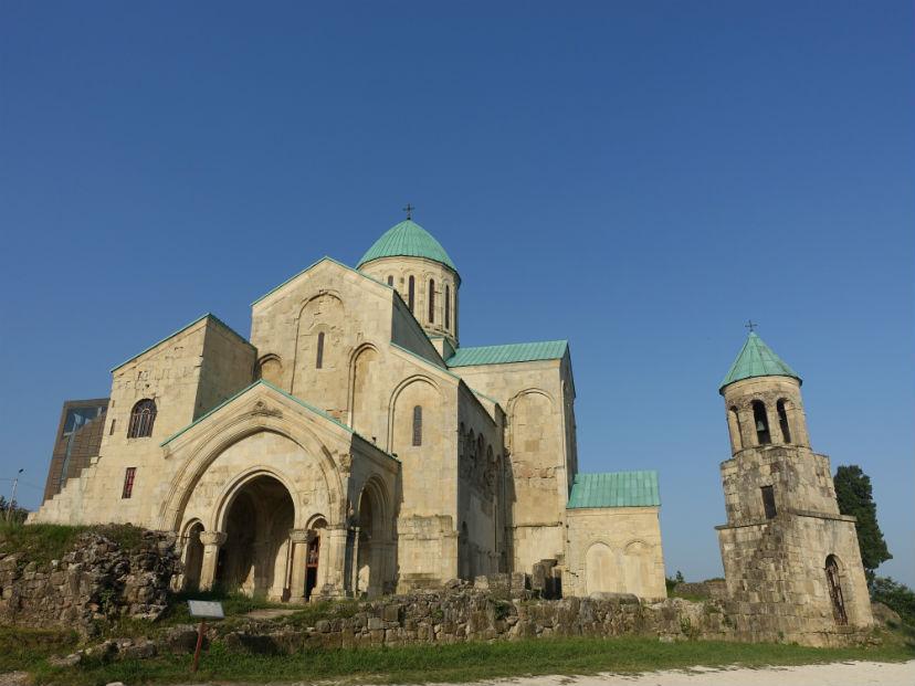 Церковь Самеба Кутаиси