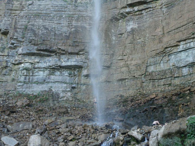 Водопад Кинчкха