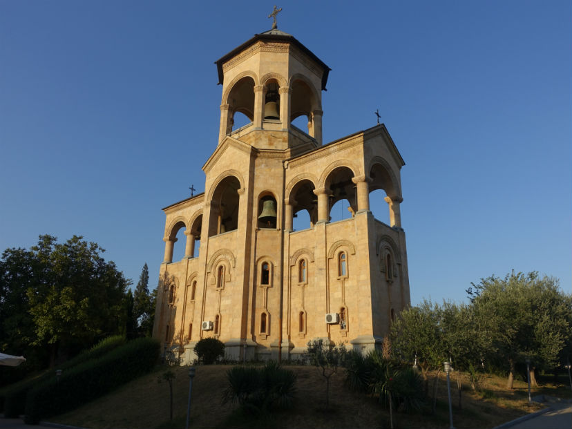 Церковь Святой Троицы Тбилиси