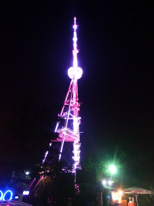 телевышка Тбилиси
