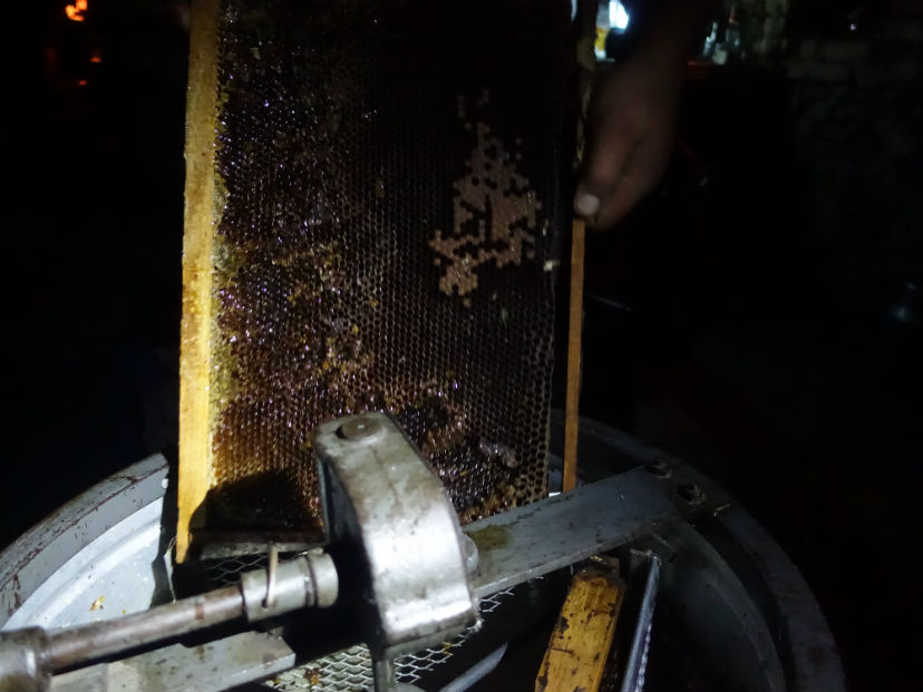 изготовление меда