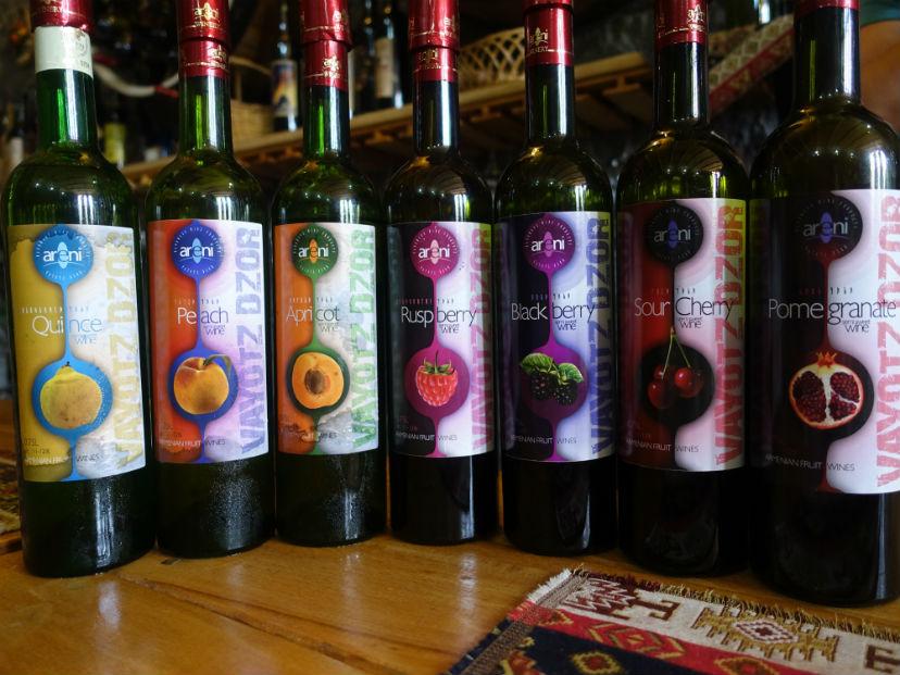 вино Арени Армения