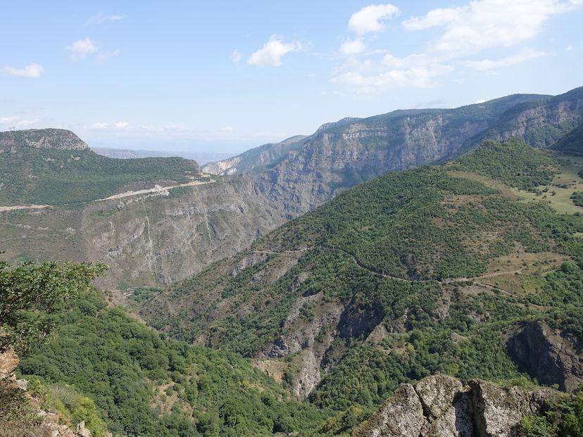 долина Татева