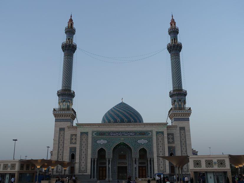 мечеть Emam Hasan Askari Кум