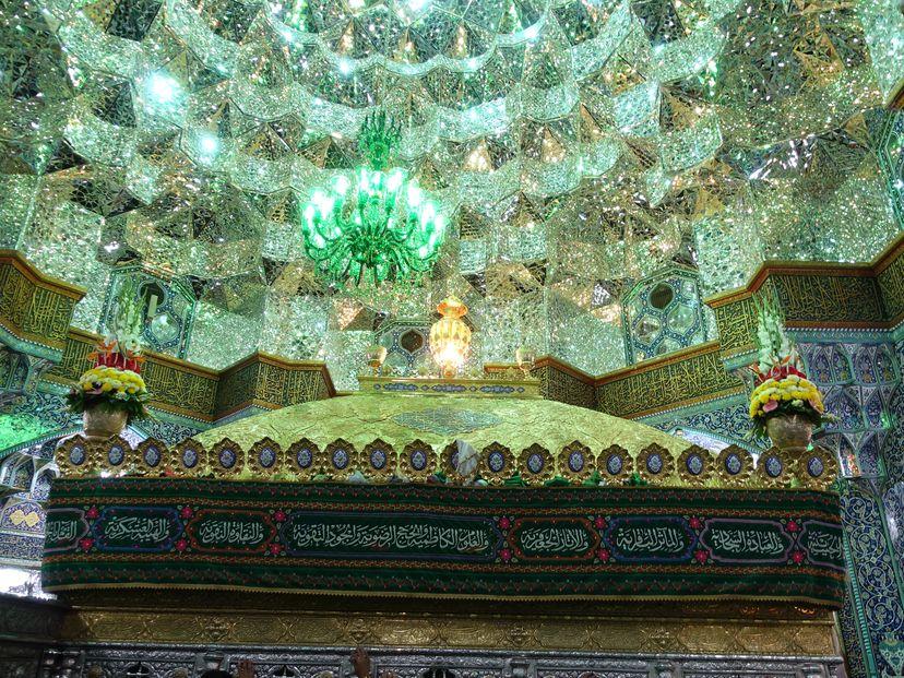 мавзолей фатимы мусуме