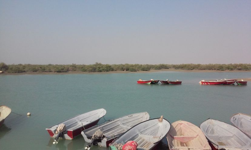 остров Кешм Иран