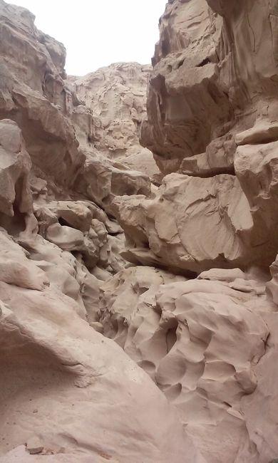каньон Чаку Кешм