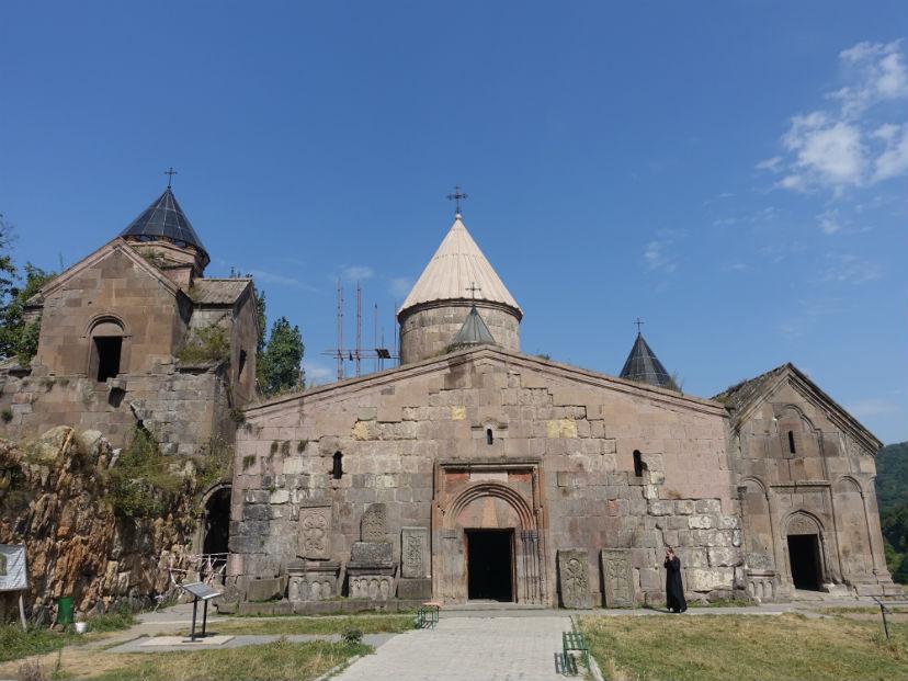 монастырь Гошаванк Армения