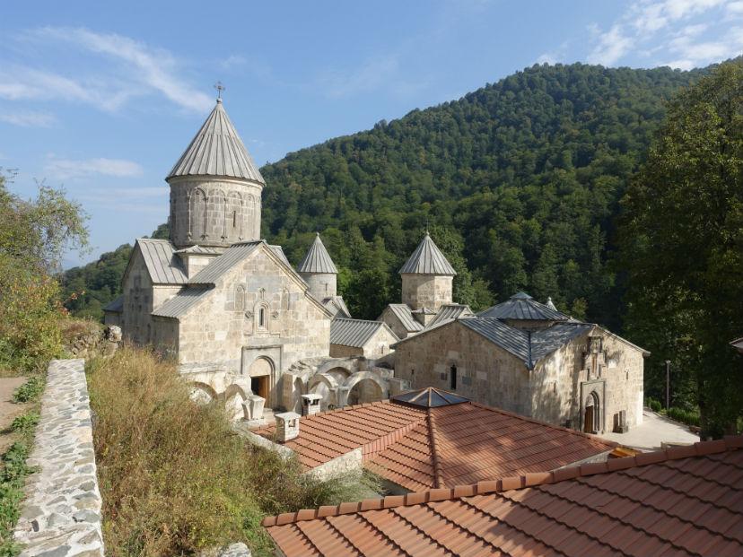 монастырь Агарцин Армения