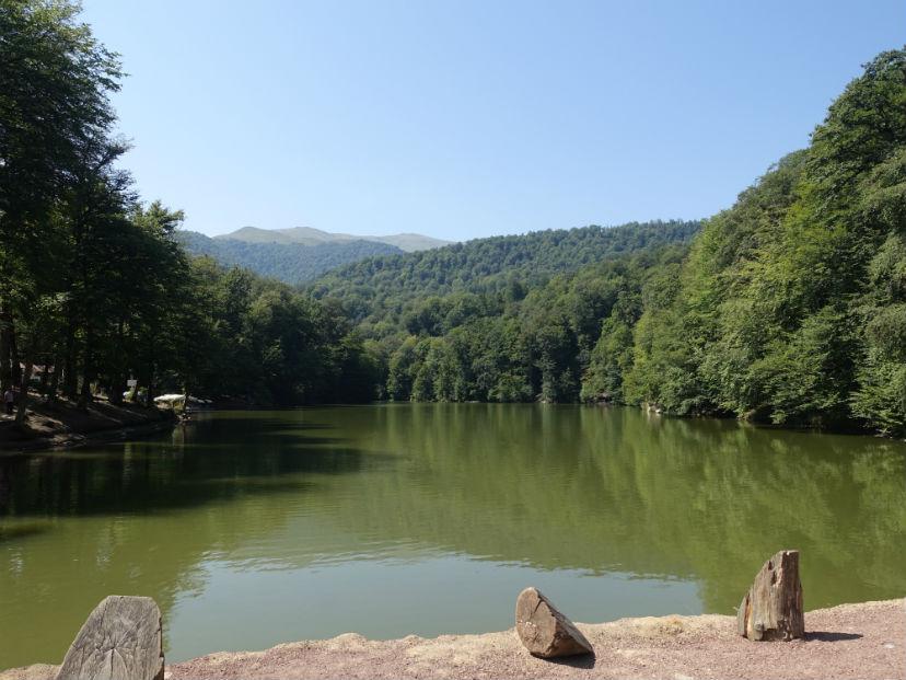озеро Парз Лич Армения