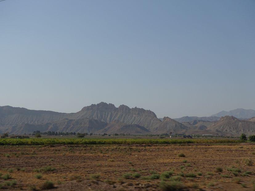 Иран горы
