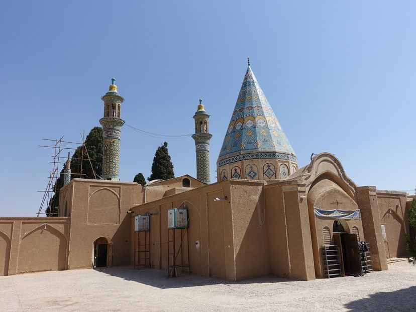 Кашан Иран