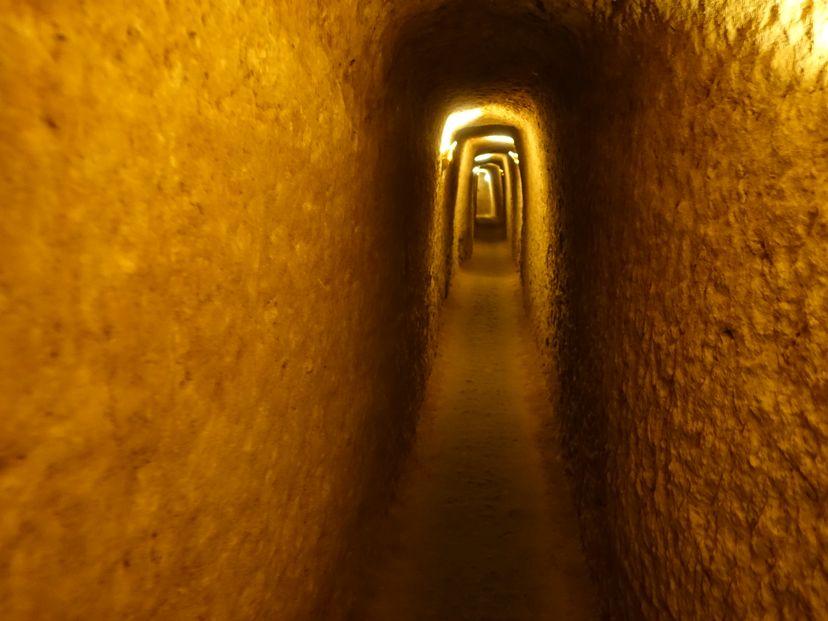 Самый большой в мире Подземный город