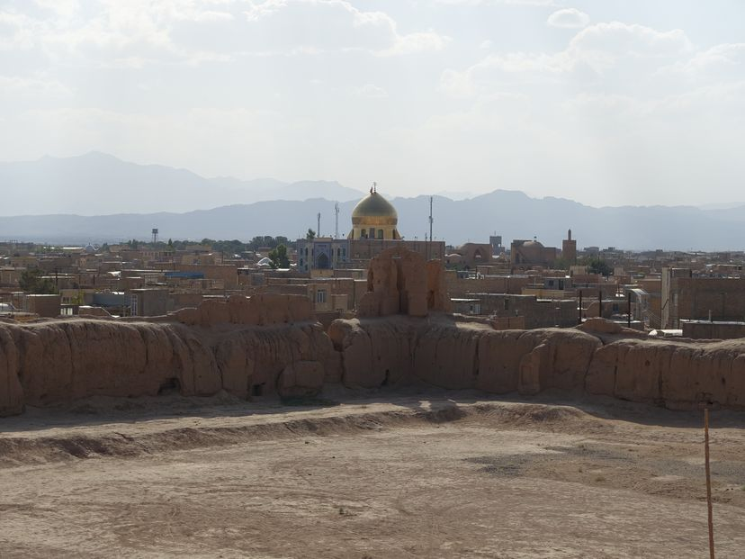 крепость Нушабад