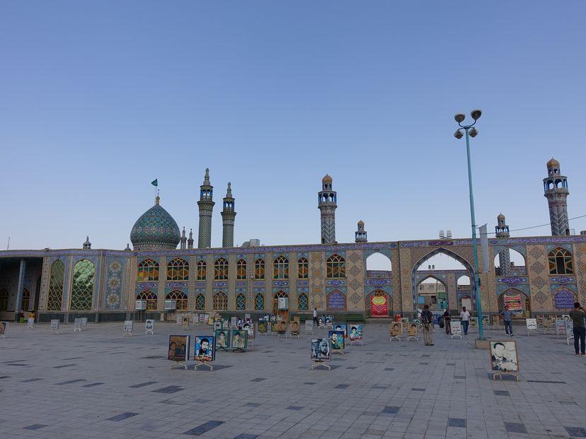 мечеть Аран-и-Бидголь