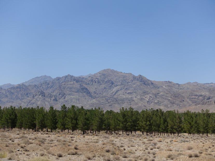 горы Ирана