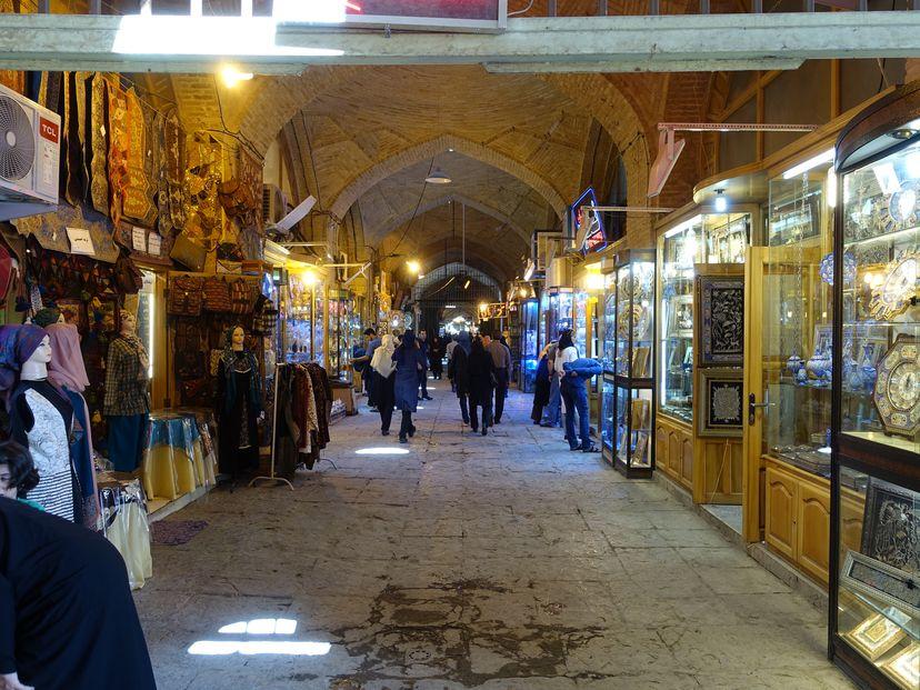 базар Ирана