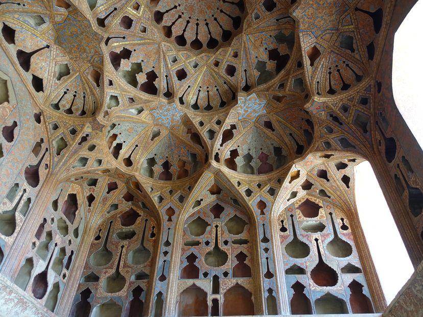 Дворец Али Капу Иран
