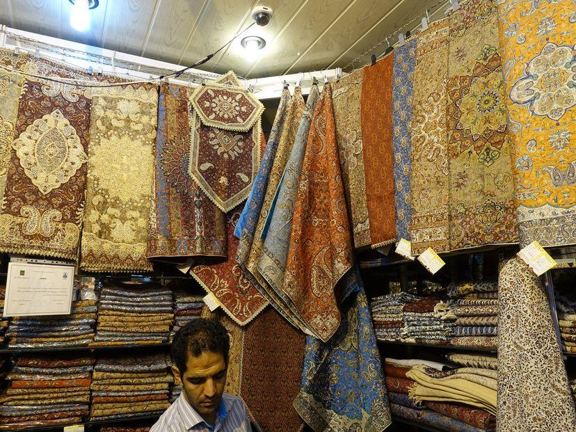 Иранские платки
