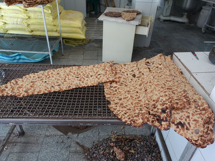 иранский хлеб лаваш