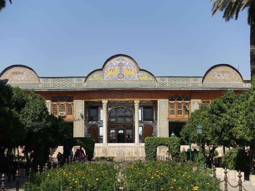 парк Наранджетсан Шираз