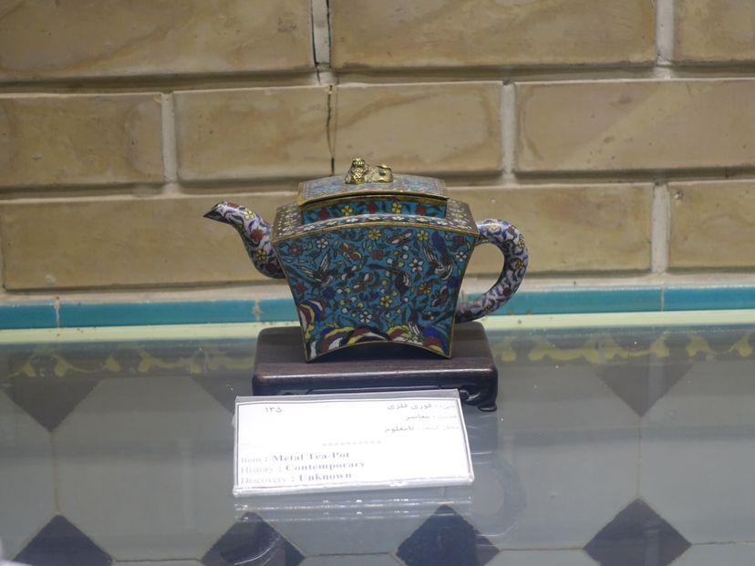 чайник шираз