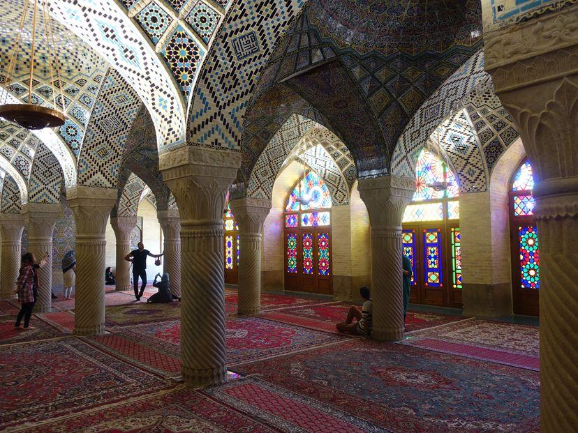 Мечеть Нассир аль Мулк