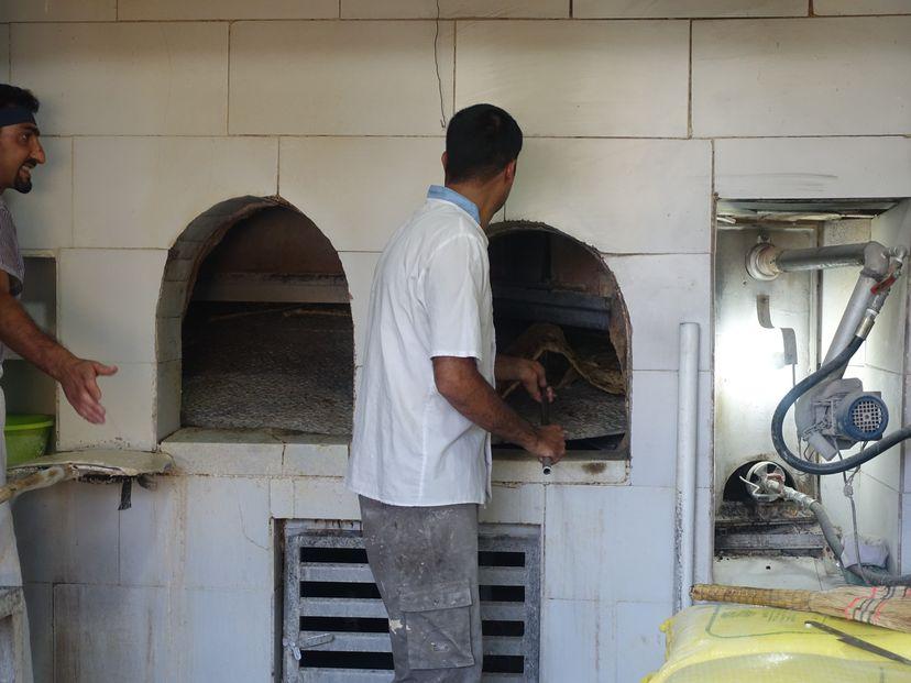 иранский хлеб