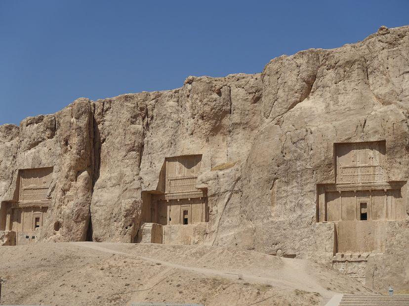 Некрополь Шираз