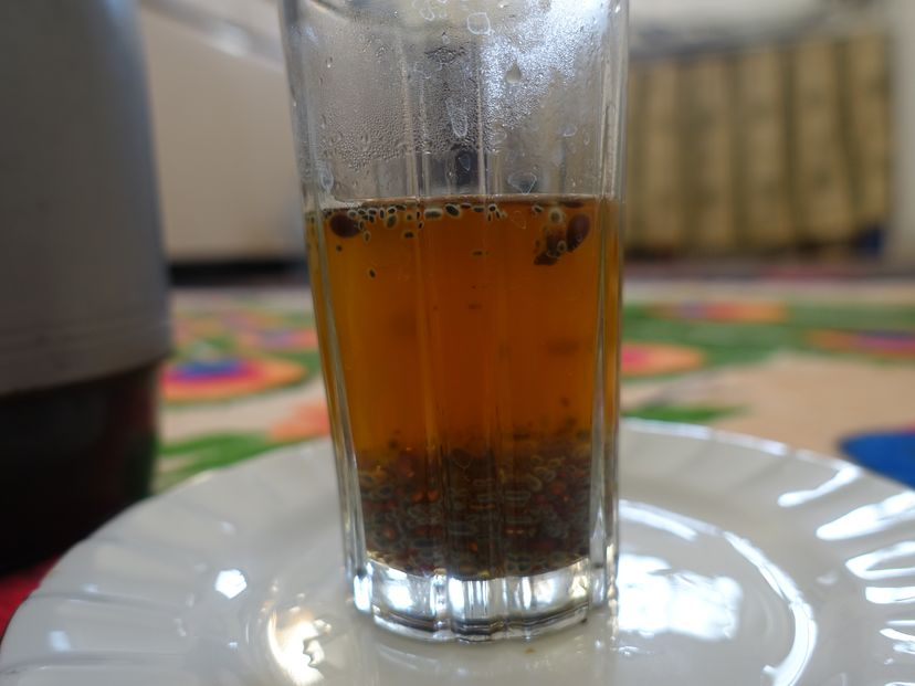 напиток от боли в горле