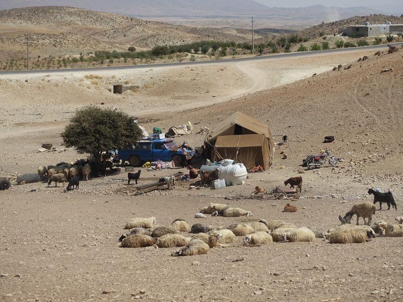 Деревня Кашкай