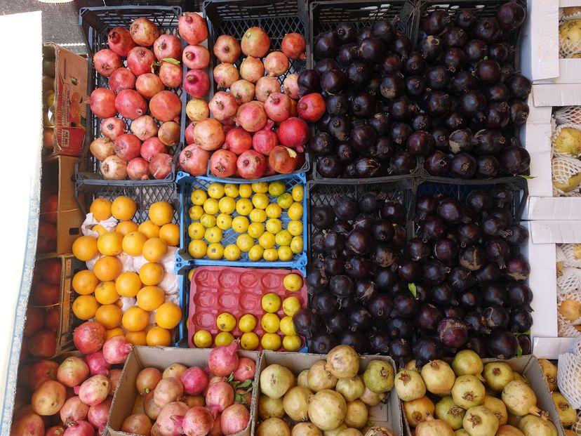 фрукты Иран