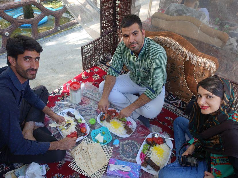 иранская еда