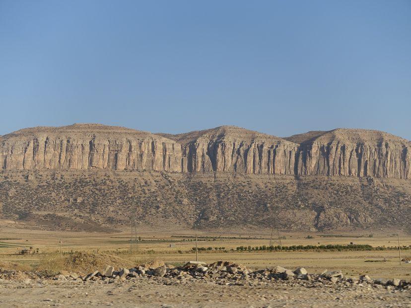 горы Иран