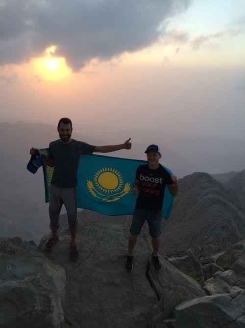 горы ОАЭ